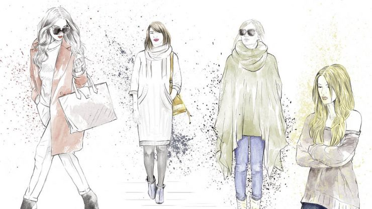 WHAT SHOULD YOU HAVE IN YOUR WARDROBE FOR FALL?