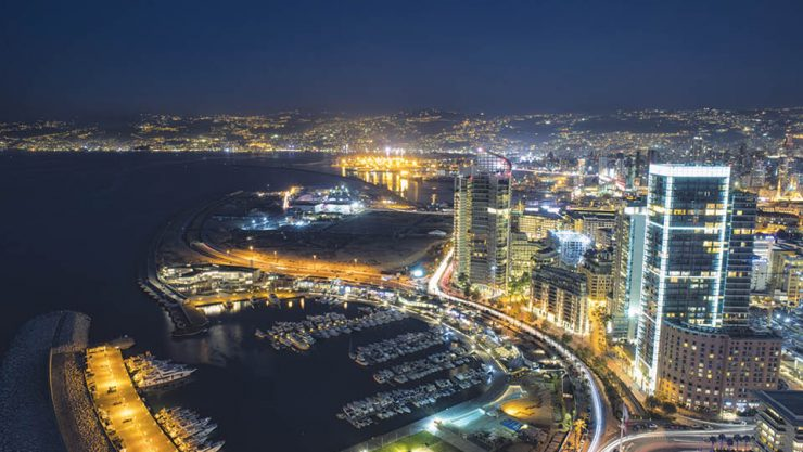 THE SHINING STAR OF THE MIDDLE EAST: BEIRUT