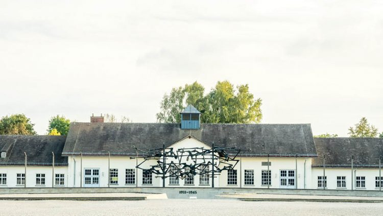DACHAU – DEATH CAMP MUSEUM