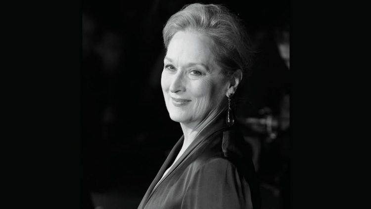 THE MOST TALENTED ACTRESS ALIVE: MERYL STREEP