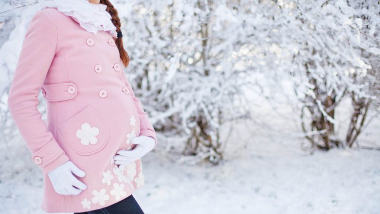 Expectant Mothers, Don't Be Afraid Of Winter!