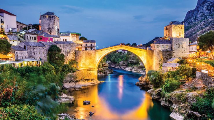 The World's Most Beautiful Historical Bridges