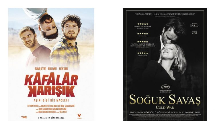 Films Showing Now / December 2018