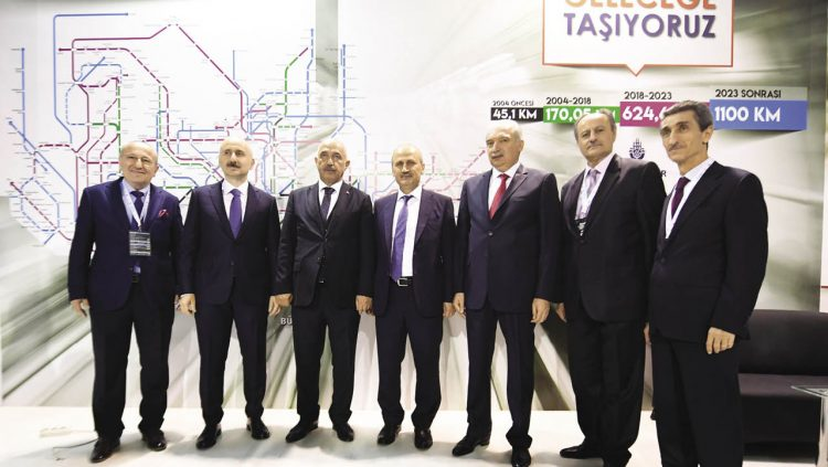 Getting Closer to The End in The Ankara-Sivas High-Speed Train Project