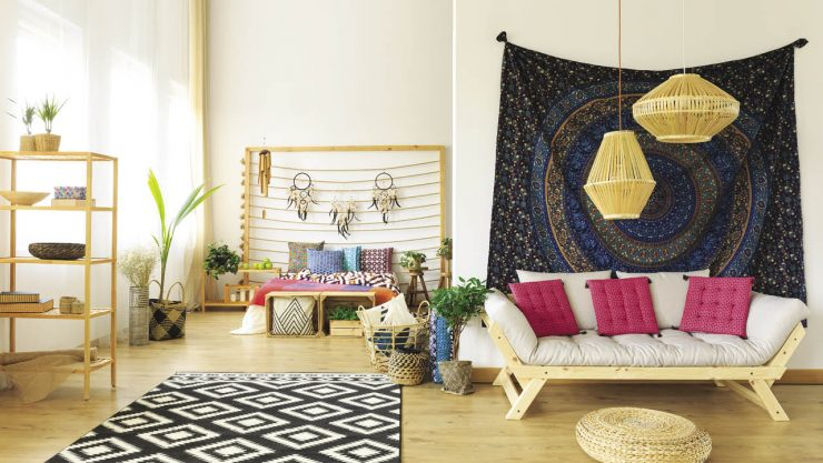 Free State of Decoration: Bohemian Style