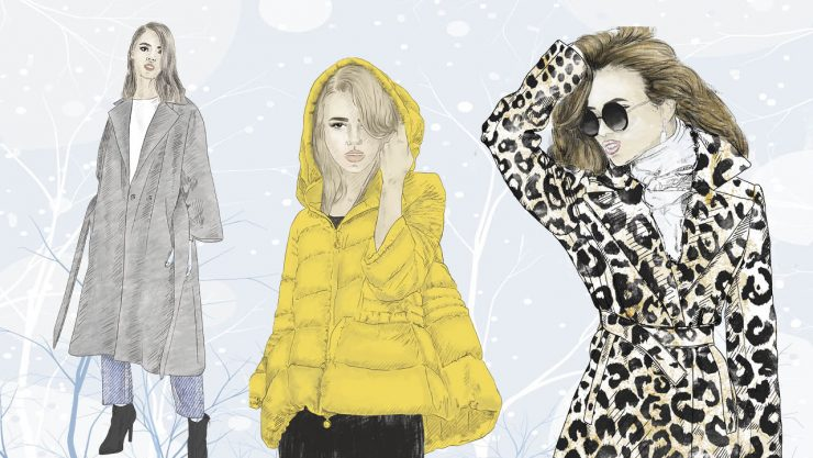 The Crown Jewel of Winter: Coats