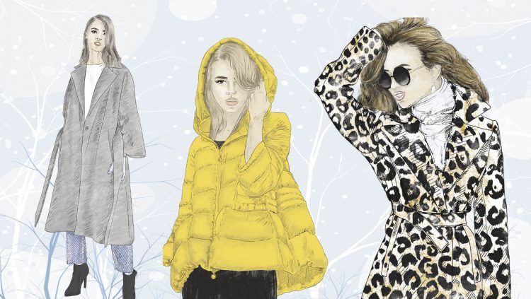 The Crown Jewel of Winter: Coats