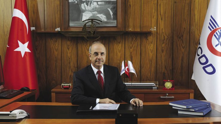 İsa Apaydın is Re-Elected as The Vice President Of UIC