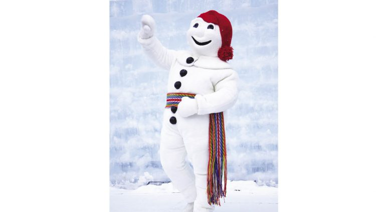 Quebec, Canada And Bonhomme