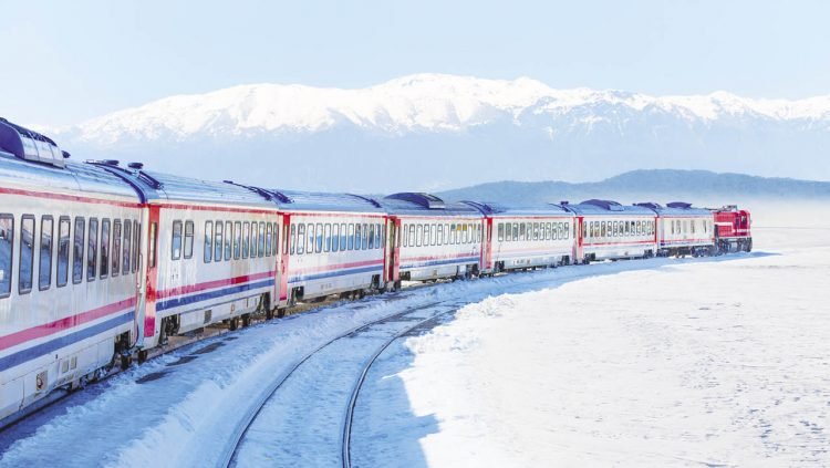 Epic, Picturesque, Poetic: Unforgettable Train Travels