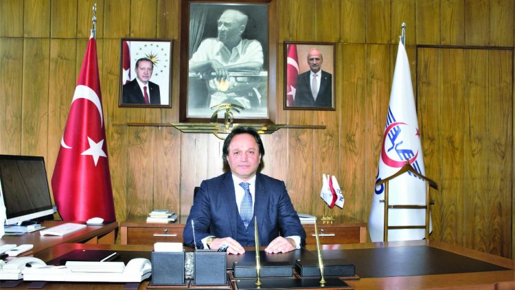 The New Director General Ali İhsan Uygun Took The Office