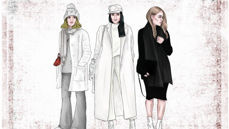 5 Ways of Wearing White