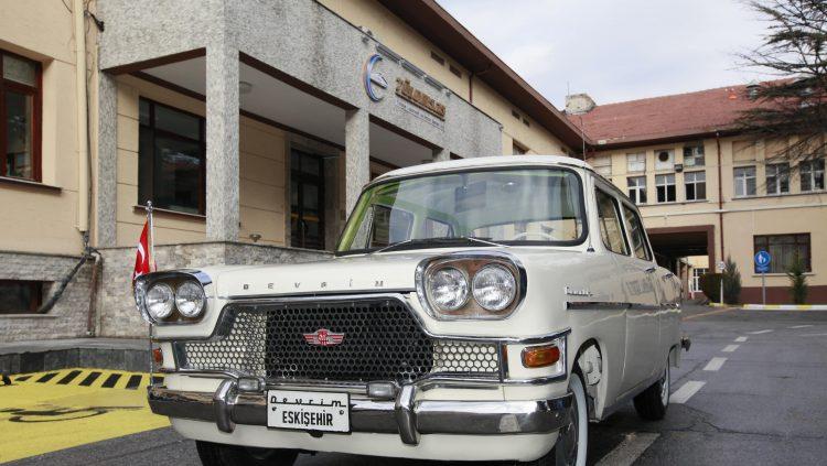 Eskişehir And The Devrim Car