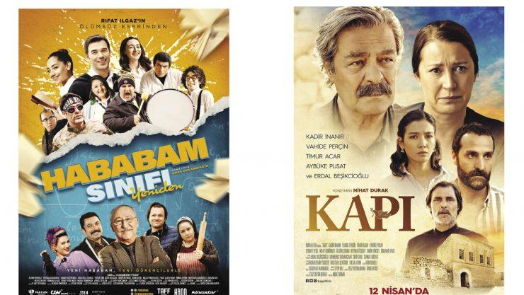Films Showing Now/April 2019