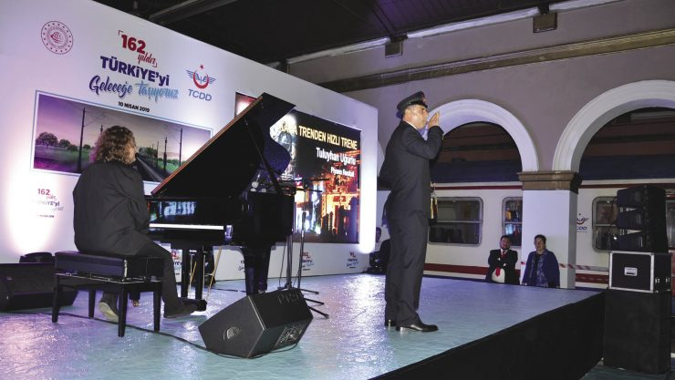 Historic Concert in The Alsancak Terminal