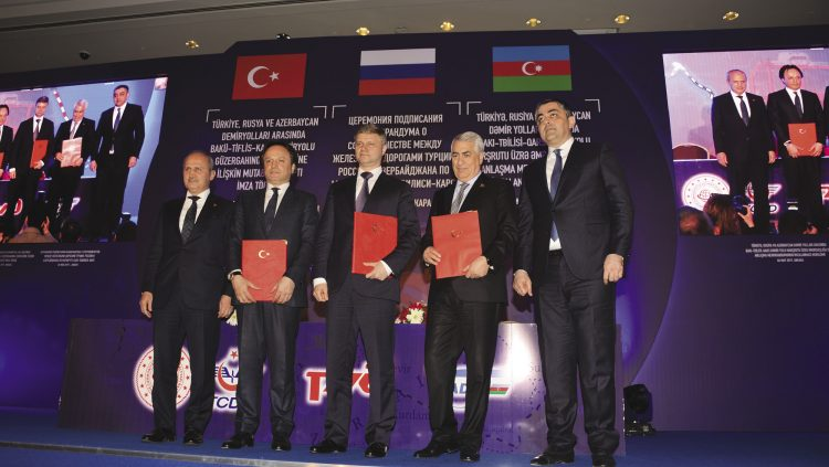 Cooperation on The BTK Line is Signed