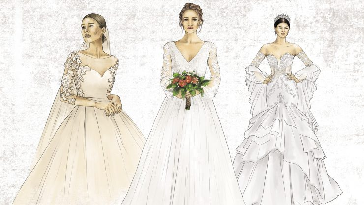How Should Your Bridal Gown Be?