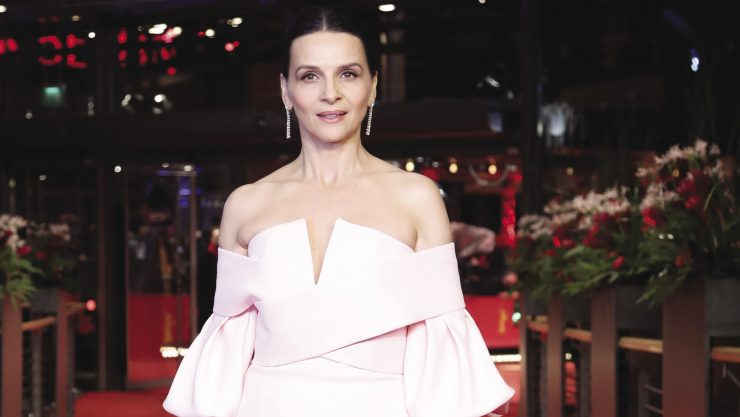 A Strong Wind From France: Juliet Binoche