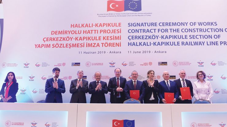 Iron Silk Road is Being Connected to Europe at High-Speed