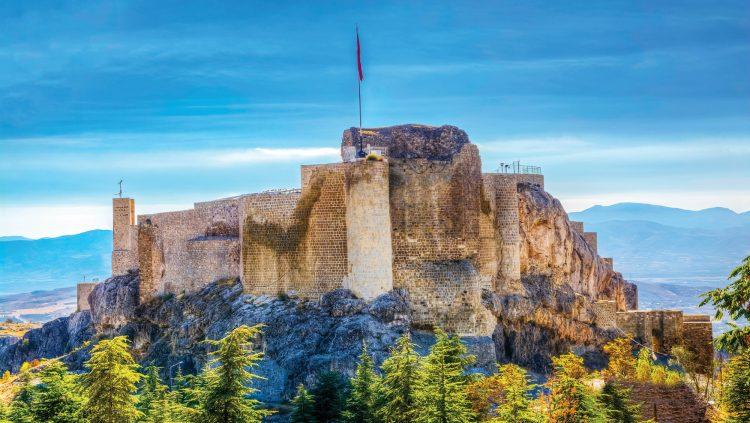 A Historical Visit Nourished By Legends: Elazığ