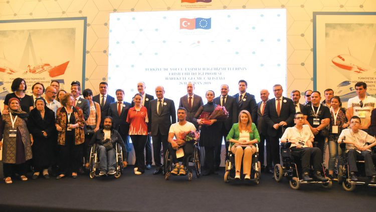 """Taking Action Workshop"" Was Materialized in Ankara YHT Terminal"