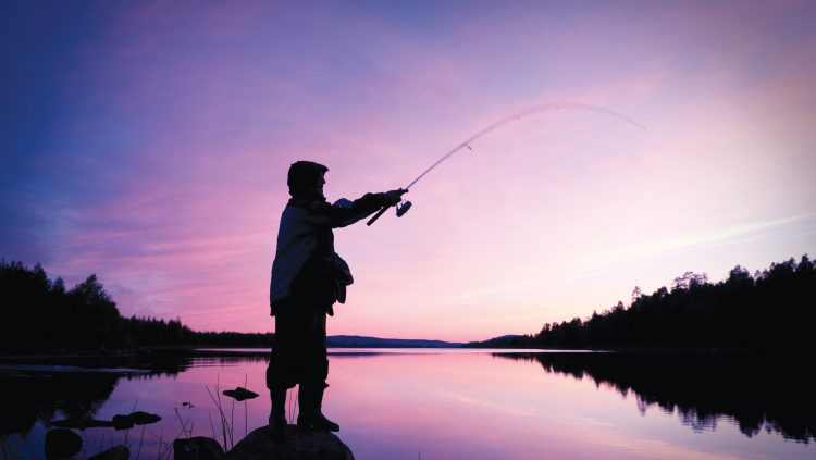 It is The Right Time to Fish