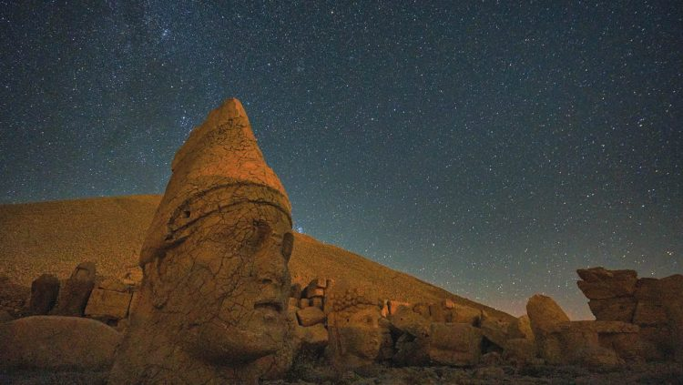 The Mountain of Secrets and A Great Discovery: Mount Nemrut