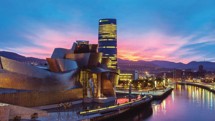 The City That Was Born From Its Ashes Through Art: Bilbao