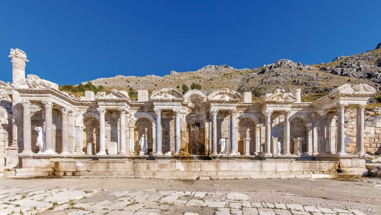 The Ancient City's Shining Star: Sagalassos