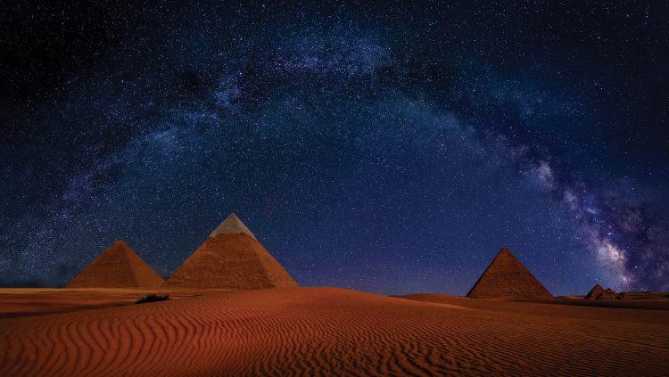 Giza and The Pyramıds
