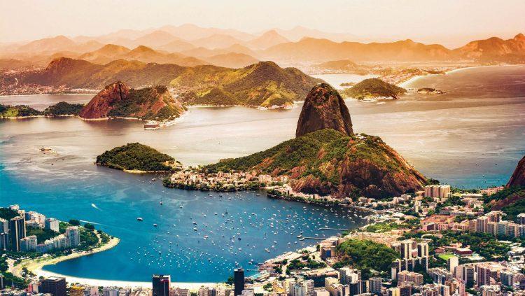 Fast Beating Heart of Brazil: Rio De Janeiro