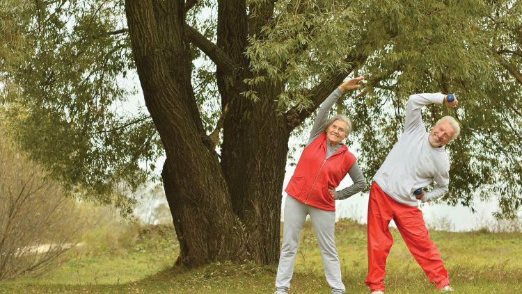 A Happy Life Through Nature For Alzheimer Patients