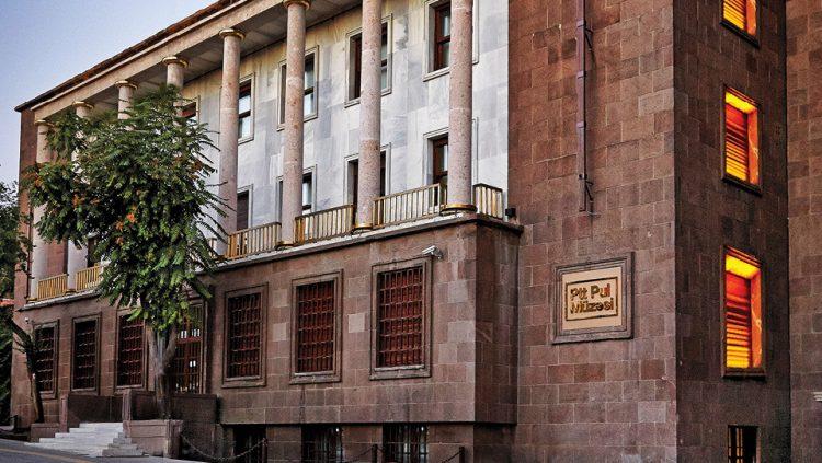 PTT PUL MÜZESİ'NDE TARİHE YOLCULUK