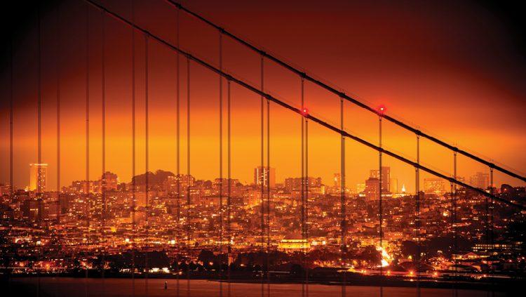 SAN FRANCİSCO: SAÇINIZA ÇİÇEK TAKIP GEZİN