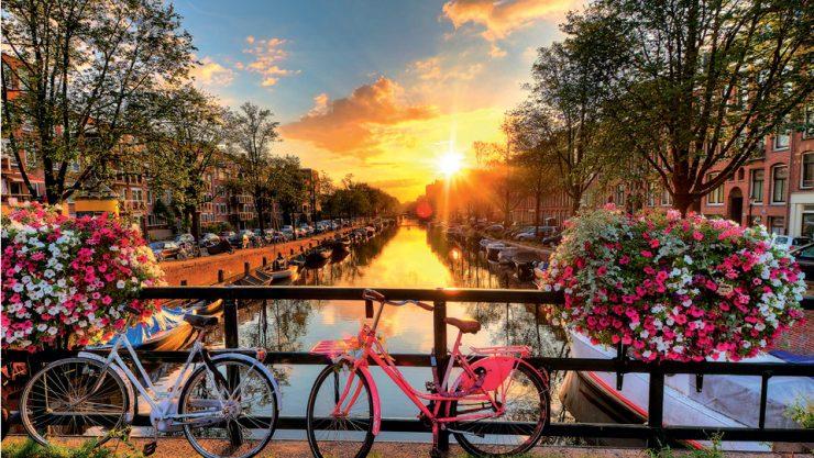 KANALLAR KENTİ AMSTERDAM'IN 10 KEYİFLİ VAADİ