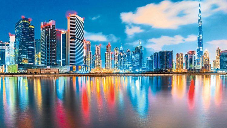GELENEĞİN VE GELECEĞİN SENTEZİ: DUBAİ