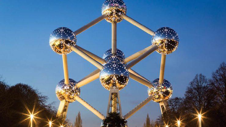 Brüksel Atomium
