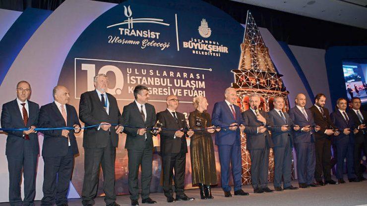 BAKAN ARSLAN: GEBZE-HALKALI BANLİYÖ HATTI 2018'DE TAMAM
