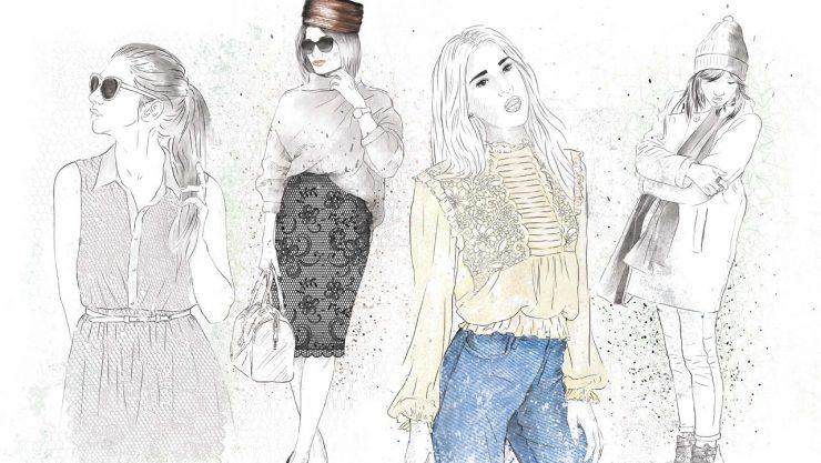 Kıyafetlerin Süsü: Dantel Modası
