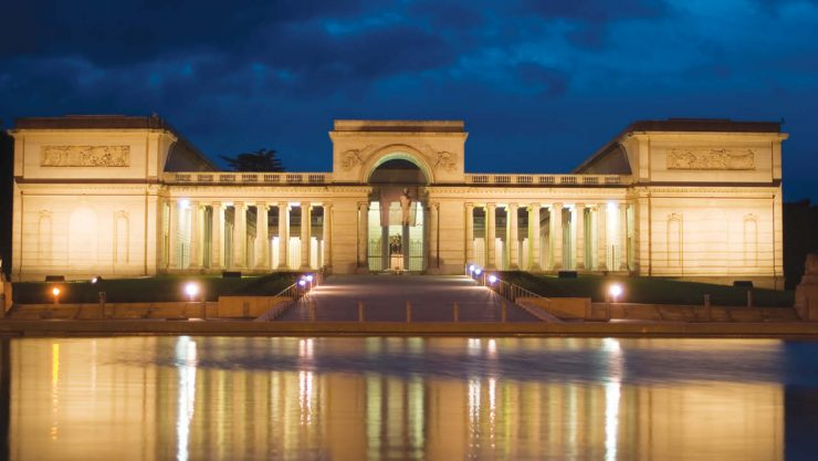 Şık, Estetik ve Kentli; San Francisco Müzeleri