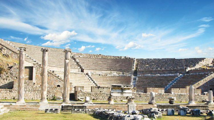 Antik Çağın Efsanevi Şifa Kaynağı: Asklepion
