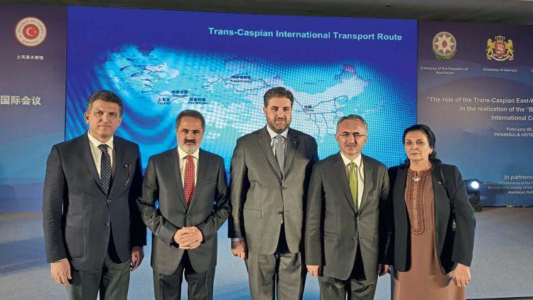 Demir İpek Yolu ile Çin'den Avrupa'ya Kesintisiz Demiryolu