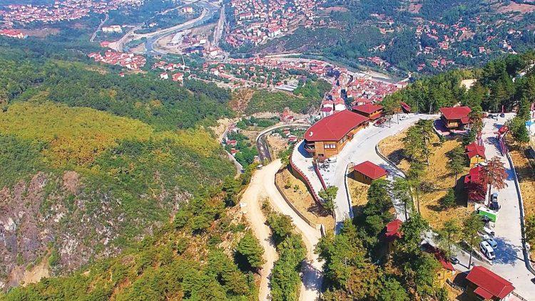 Karadeniz'in Yeni Turizm Markası: Ihlamur Teras