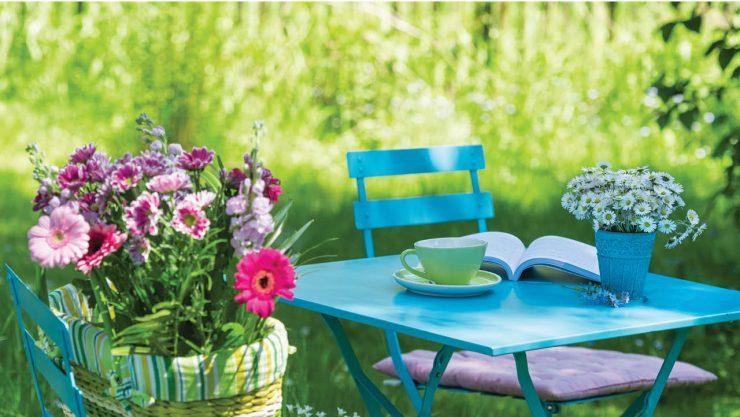 Balkon ve Bahçelerde Keyif Zamanı