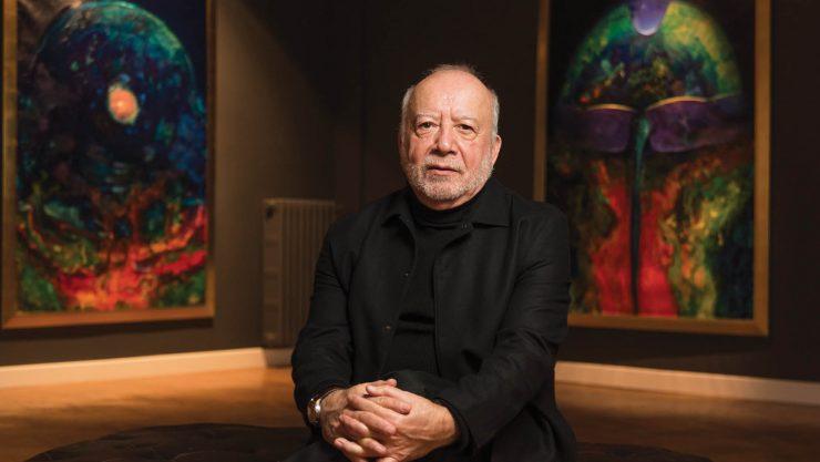 Sanatla Beslenen 50 Yıl: Ergin İnan