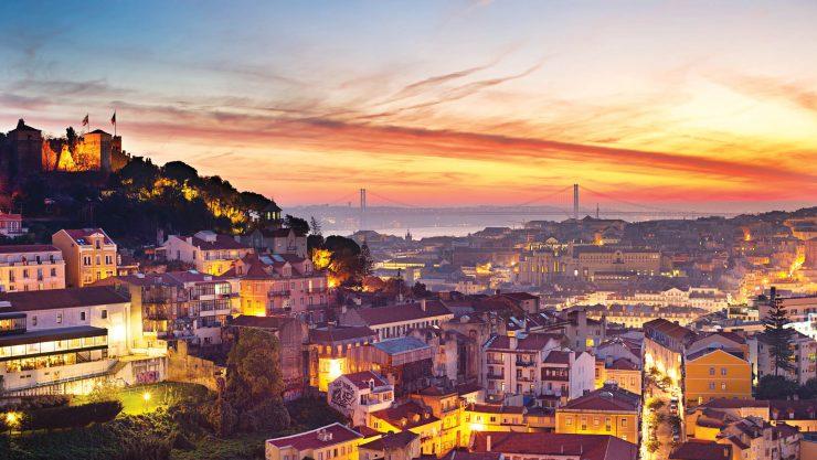 Yaşayan ve Yaşatan Kent: Lizbon