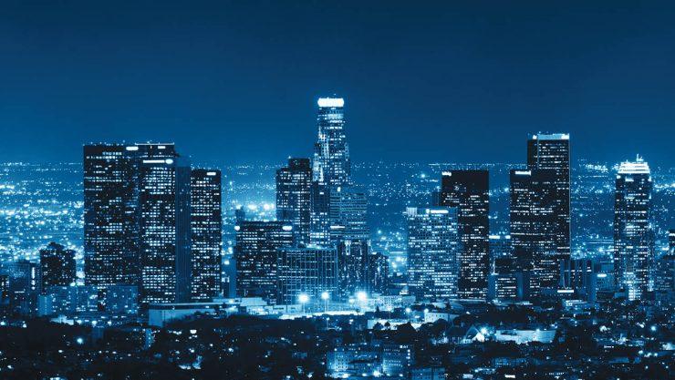 Ünlü, Havalı ve Yaratıcı: Los Angeles