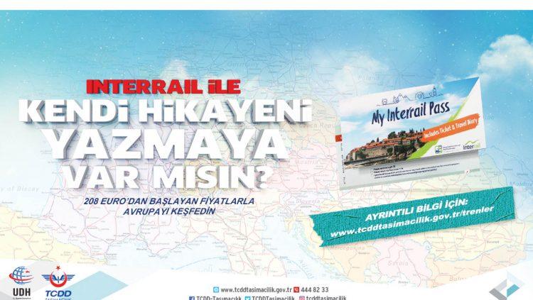 Interrail Zamanı!