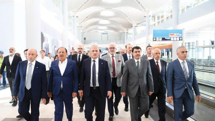 Yeni Havalimanı Yılda 33 Milyon 200 Bin Lira Tasarruf Ettirecek