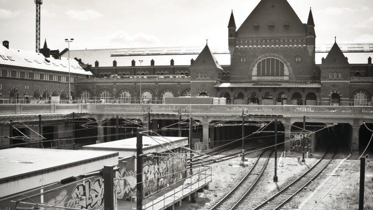 Danimarka Demiryolları